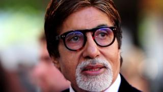 Amitabh Bachchan arrives at the World Premiere of Raavan at the BFI Southbank on June 16, 2010 in London, England.