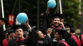 Harvard Üniversitesi mezuniyet