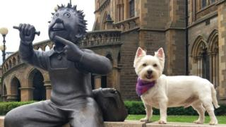 Casper in Dundee
