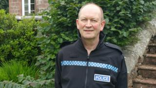 Special Constable Brian Murphy