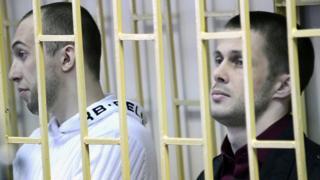 Алексей Никитин (слева) и Вадим Ковтун (справа)
