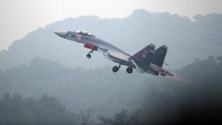 Trung Quốc, Su-35