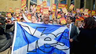 Secret indyref poll in 2014 'put Yes 4% ahead'