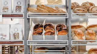 Bakery shelf