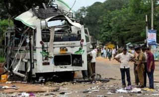 Crossing Divides: The Sri Lankan civil war enemies who fell in love