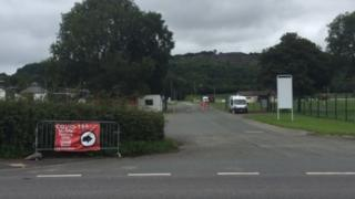 Royal Welsh Show site