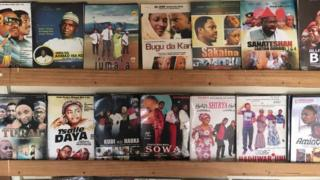 Different CDs of HAusa feems