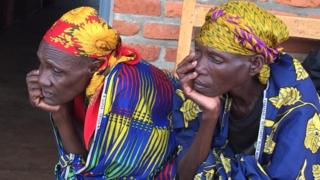 Abagore bari mu bavanywe muri DR Congo ubu bari mu nkambi ya Nyarushishi