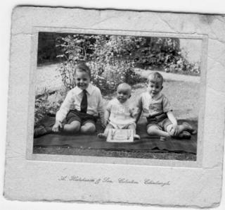 Tom, James and Doug Dykes