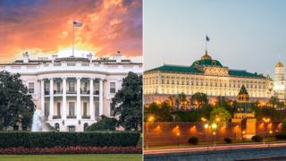 The White House and the Kremlin