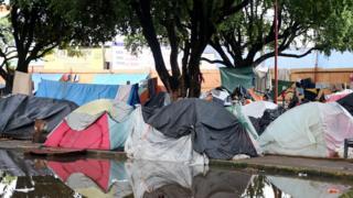 refugiés ,crise, précarité, colombie