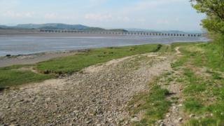 Coastal path near Arnside