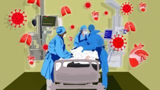 Una cama de hospital