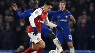 Alexis Sanchez ajiandaa kuondoka, Arsenal yamlenga mchezaji wa Brazil