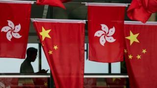 香港在1997年被移交给中国