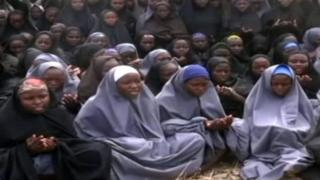 Abanyeshure ba Chibok banyurujwe mu 2014