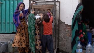 افغان کډوال پاکستان کې