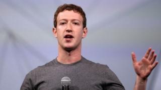 Mmiliki wa facebook Mark Zuckerbag