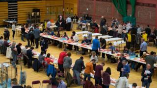 Counting in Cardiff