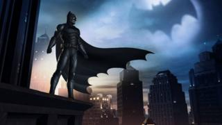 Batman: The Enemy Within video game