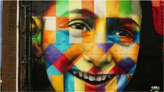 ကမ္ဘာတလွှား ဂရတ်ဖီတီလိုက်ဆွဲတဲ့ အနုပညာရှင်
