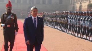 Президент Атамбаев
