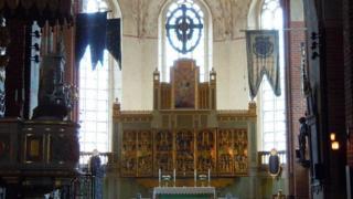 gereja di swedia