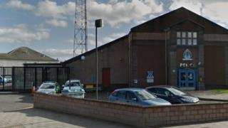Arbroath Police Station