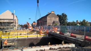 Splott bridge regeneration