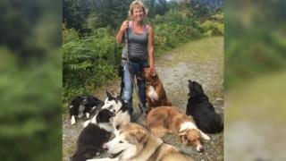 The search for Annette Poitras and her dogs lasted three days
