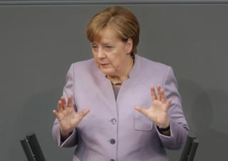 آنگلا مرکل، صدراعظم آلمان