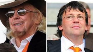 Owen Oyston and Karl Oyston