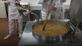 Kazan za kuvanje hrane