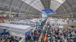 Image from London Book Fair 2019