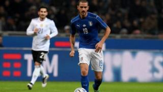 Leonardo Bonucci ya ci gaba da zama a Juventus