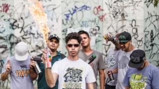 Pichadores de Belo Horizonte monitorados pela Justiça