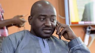 Musa Bility veut que la nomination de Fatma Samoura à la CAF soit annulée.
