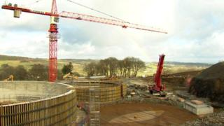 Invest NI made a £9.3m loan towards a Donegal energy project linked to collapse of Williams Industrial Services