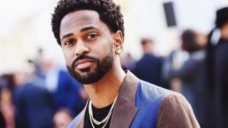 Big Sean talks about struggle with anxiety and depression