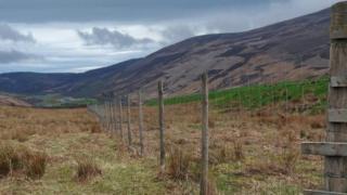 Strath of Kildonan in Sutherland