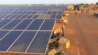 Trois centrales solaires ont été mises en service dans les 10 derniers mois.