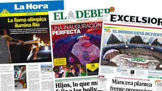 La Hora, El Deber, Excelsior