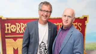 Martin Brown and Terry Deary