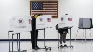 அமெரிக்க இடைக்கால தேர்தல்: ஆதரவை பெற டிரம்ப் கடைசி கட்ட முயற்சி
