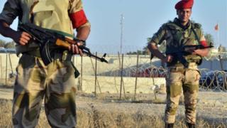 L'armée égyptienne poursuit son offensive dans le désert du Sinaï (Illustration)