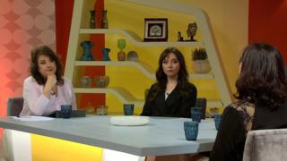 """صورة من حلقة """"دنيانا"""" عن الشباب"""
