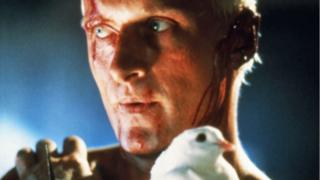Хауер је у Блејд Ранеру играо синтетичког човека