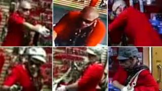 Man wanted in connection with the armed robbery