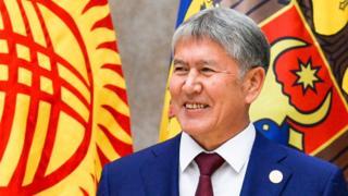 Алмазек Атамбаев