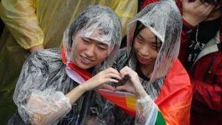 LGBT marriage in Thaiwan